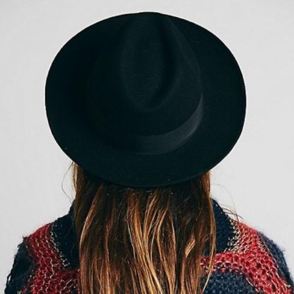 63766d18bfde7 New Stetson Temple Black Felt Hat Fedora 56CM. M 5bd212c4de6f621a111c18f4